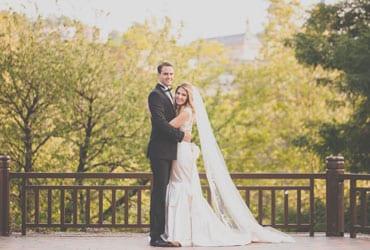 La elegante boda de J y M