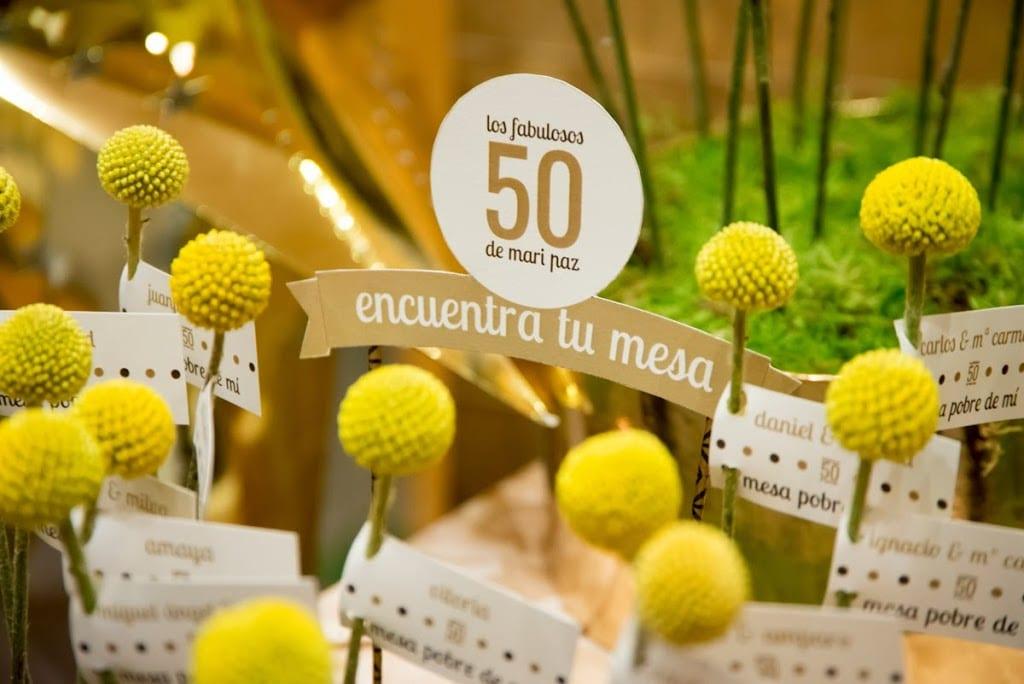 Cumpleaños Sorpresa Los Fabulosos 50 20eventos