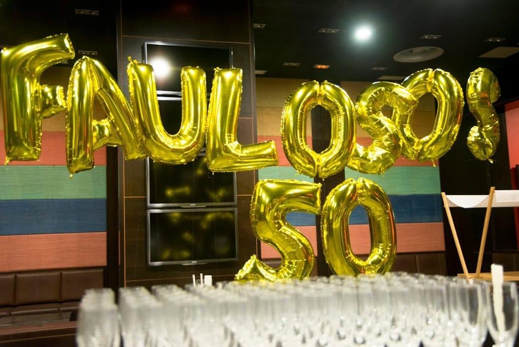 Cumplea os sorpresa los fabulosos 50 20eventos - Ideas para celebrar 50 cumpleanos ...