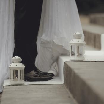 La boda en el Palacio Miramar de Patricia y Mayr.