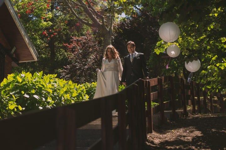 La boda de Cristina y Txetxu en Itxasbide