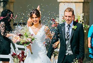 La bonita boda de I&I
