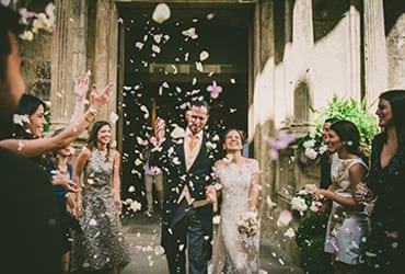 La elegante boda de G&G en el Hotel María Cristina