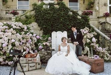 La majestuosa boda de Sheila y Borja