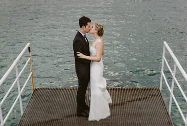 Australian wedding in San Sebastián