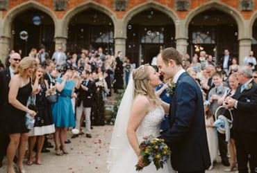 Una elegante boda inglesa