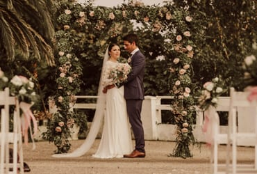 A beautiful wedding in San Sebastian, the city of love